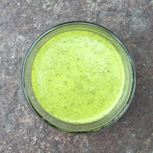 Mint Lime Vinaigrette