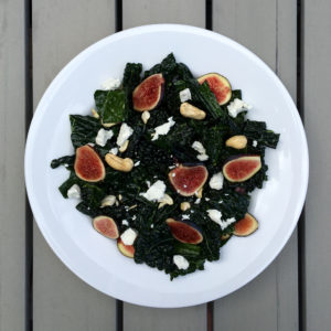 Kale Mint Salad